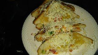VEG MAYO SANDWICH |easy and tasty home- made recipe |