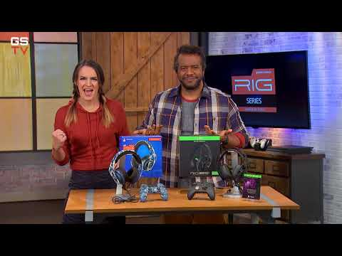 GameStop TV | Product Spotlight | PC Accessories | Plantronics RIG Gaming Headsets
