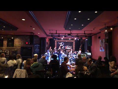 LIVE NOW! Skatch Anderssen Jazz Orchestra GIRTHday BASH!