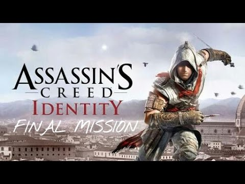 ASSASSIN'S CREED IDENTITY LAST MISSION : SAVIOUR OF ROMA GAMEPLAY (Android)