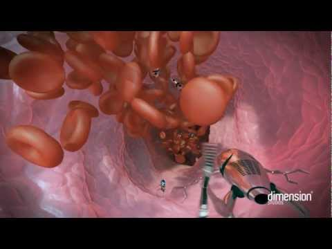 Nano-Med Cell Repair Animation