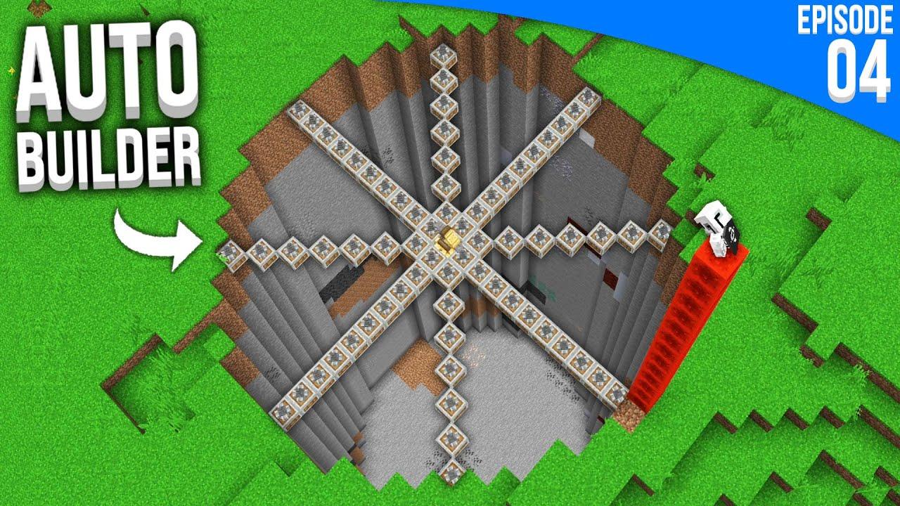 Download J'ai fais une machine qui build ma BASE à ma place ! | Minecraft Moddé S6 | Episode 04