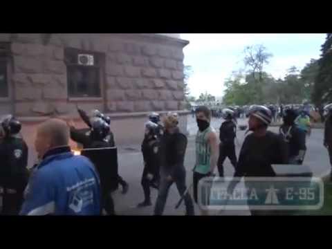 18:35/02.05.2014Одесса. Задержание активистами Анатолия Мисюры
