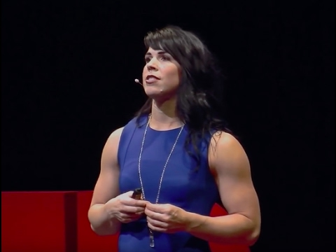 Managing Rheumatoid Arthritis and all aspects of health | Britt Ringstrom | TEDxUMN