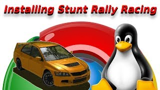 Linux & Chromebooks Gaming: Stunt Rally Racing