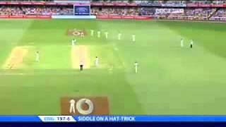 Aleem Dar's all best Decisions at Brisbane 1st Test (Ashes 2010/11).