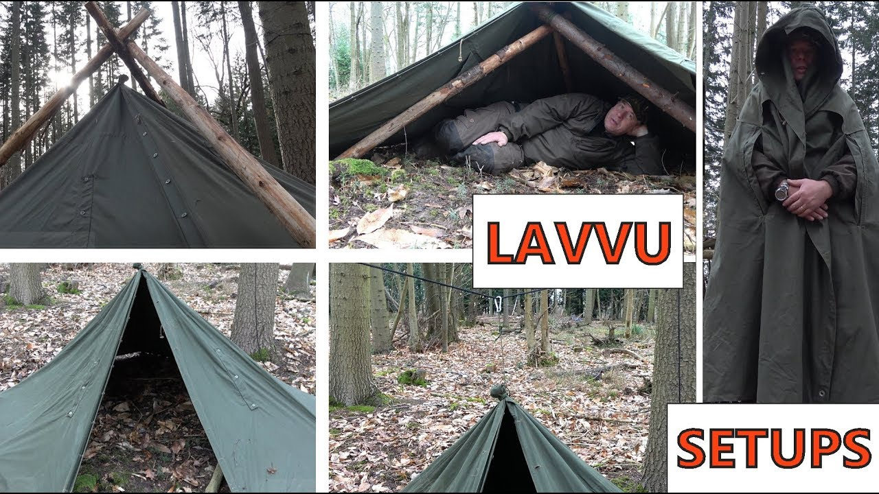info for 80033 9f54b Canvas Polish Lavvu Tent Setups