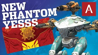 War Robots - Android Baby Account Gets NEW Phantom + Lunar New Year Loot Box Opening | WR Gameplay