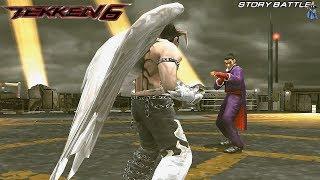 Tekken 6 PSP Gameplay Sample HD - PPSSPP Emulator