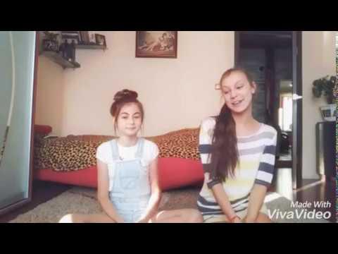 7 секунд челлендж с Irka Smile/7seconds challenge with Irka Smile
