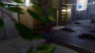 Spiderman PS4 New Game Plus Gameplay