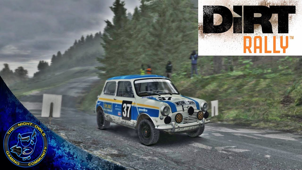 Dirt Rally: 1960\'s Clubman Championship | Stage 6/6 | Mini Cooper ...