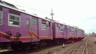 Spooky train - Kereta Kuda Putih Lempuyangan Yogyakarta