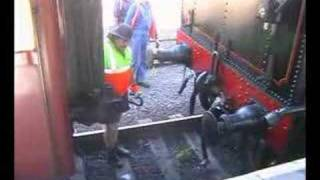 SiF - Workman Crushed By Train