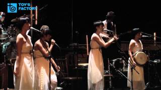 "salyu × salyu / Dorei from 「Live + Music Clips DVD ""s(o)un(d)beams..."