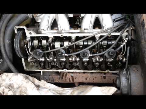 Triumph Dolomite Sprint engine - Running without rocker cover
