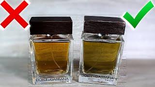 Dolce & Gabbana The One for Men как отличить подделку от оригинала. - Видео от Bonaromat.by - Парфюмерия и косметика в Минске | Беларусь