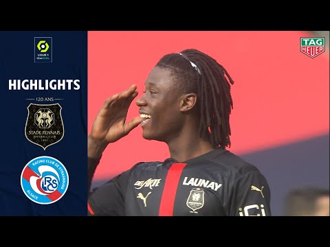 Rennes Strasbourg Goals And Highlights