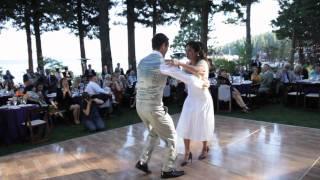 michi steve first dance