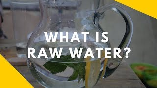 What Is  Raw Water | Trending Health News