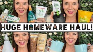 Huge Homeware Haul | Homeware Haul | Budget Haul | Cherryz Haul | June 2021 | Kate McCabe | AD
