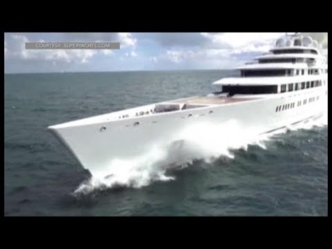 The Billionaires Who Just Don't Like Superyachts
