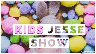Kids Toy Show | Jesse sings songs for children