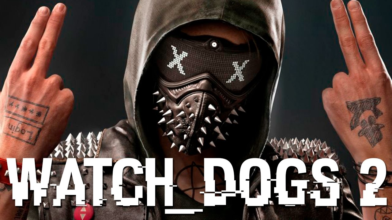 Wrench From Watch Dogs 2: WRENCH SEM MÁSCARA