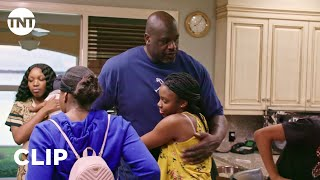 Shaq Life: What Shaq Learned from his Stepfather [CLIP] | TNT