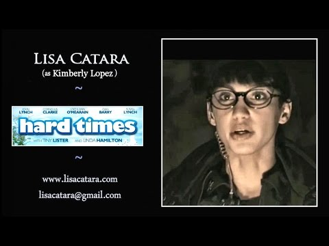 Lisa Catara  HARD TIMES