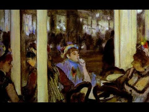 Delight or Despair at the Moulin de la Galette - Lecture 4 - Caillebotte and Degas