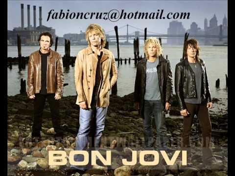 Bon Jovi When I Look Into Your Eyes