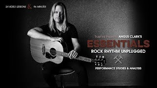 Essentials: Rock Rhythm Unplugged - Intro - Angus Clark