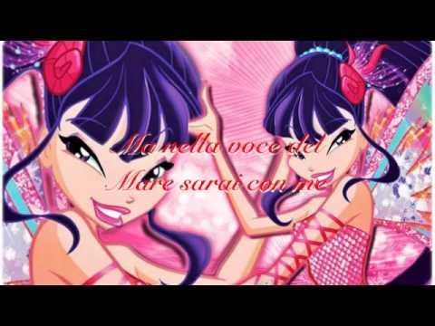 Winx Club - Tu Sei Con Me (Lyrics)