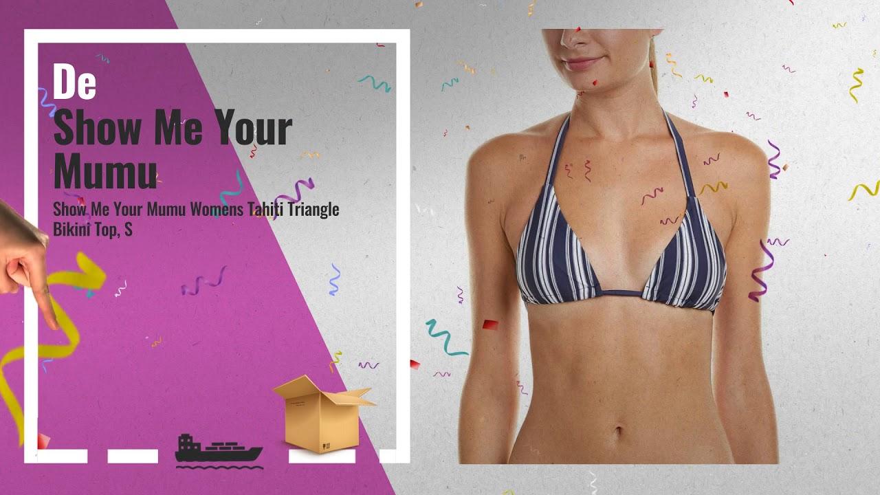ca1422b7ce 10 Mejores Show Me Your Mumu Bikinis Prendas Superiores 2018  Show ...