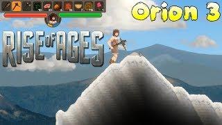Исследуем мир! Rise of Ages прохождение #2 Орион онлайн 3 игра 2d games  с множеством крафта