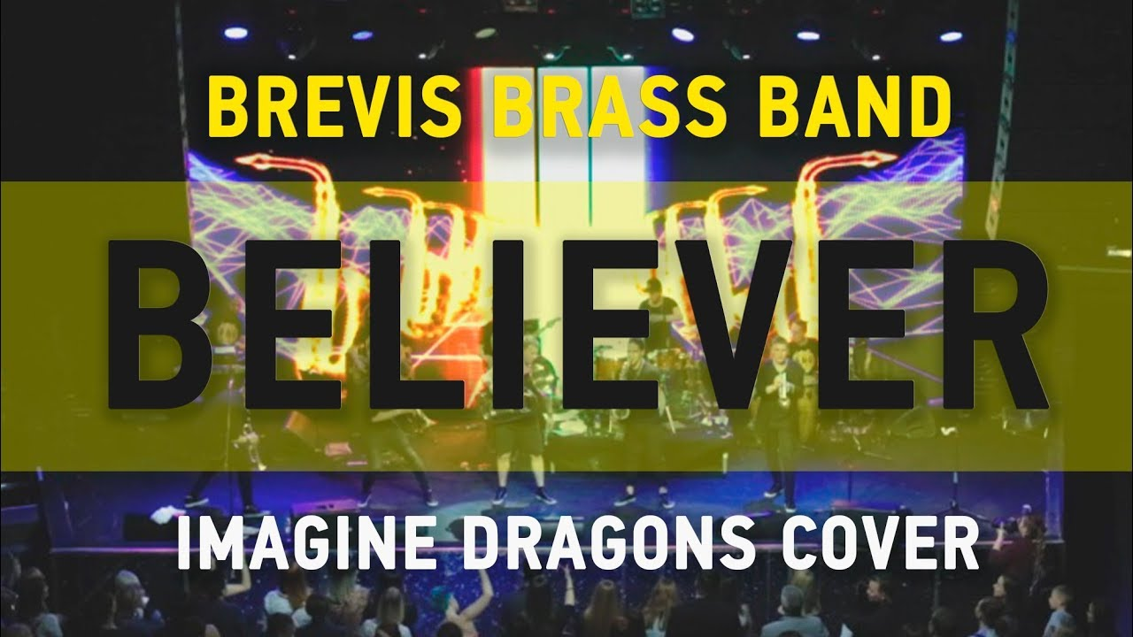 Brevis Brass Band — Believer (Imagine Dragons cover) (LIVE club RED)