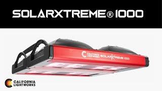SolarXtreme 1000 - Full Spectrum LED Grow Light