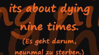 Katie Melua - Belfast lyrics + Übersetzung (deutsch)