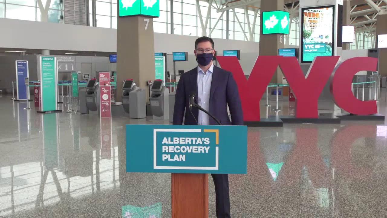 Alberta To Lead New Covid 19 Pilot Program For International Travellers Lethbridge News Now