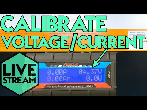 BETAFLIGHT Voltage & Current Calibration | Live Stream