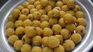 சிறந்த லட்டு | Salem Special | The Best Laddu Making Methods | Gowri Samayalarai