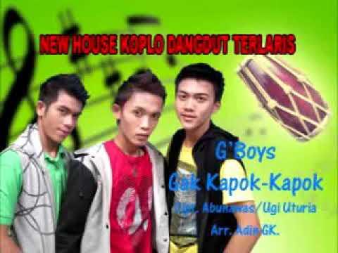 Trio G'boys - gak kapok kapok (goyang obeng)