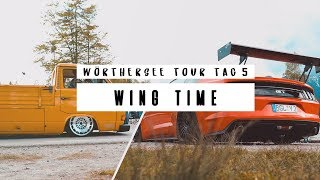HOLYHALL | WÖRTHERSEE TOUR | TAG 5 | WING TIME