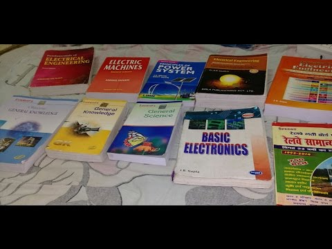 Best Books For Electrical And Electronics Engineering