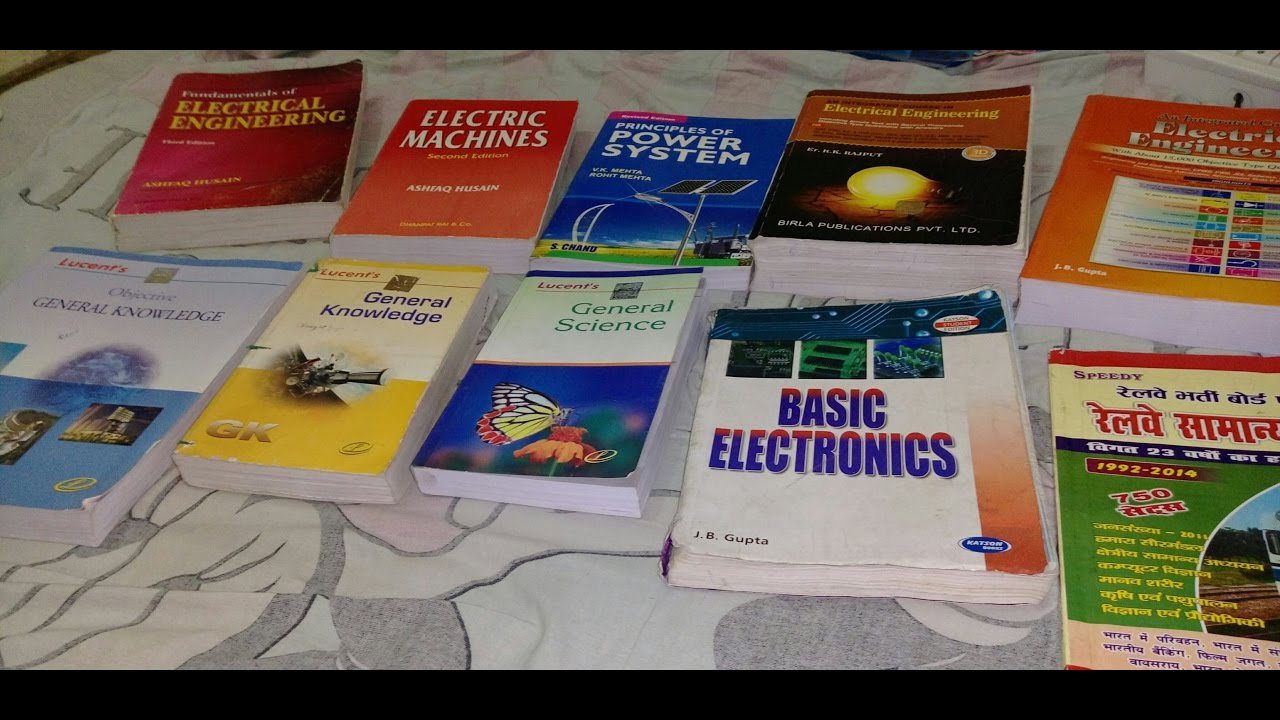 Gate Electrical Engineering Book Pdf Download - Somurich com