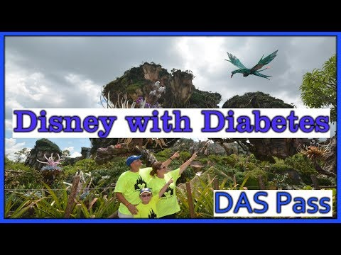 Going to Disney with Type 1 Diabetes - DAS Pass
