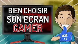 COMMENT BIEN CHOISIR SON ECRAN GAMER EN 2018 (+ TOP 5)