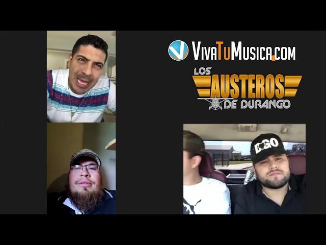 Viva y sus Artistas - Los Austeros de Durango!