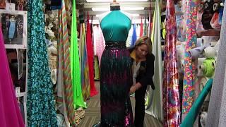 Ladies Fashion Fabrics - Haute Couture Fabrics - Tecidos Exclusivos - Telas de Alta Costura Thumbnail